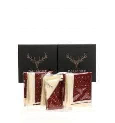 Dalmore Silk handkerchief's in Presentation Boxes X3