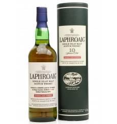 Laphroaig 10 Years Old - Original Cask Strength - Diego Sandrin Raboso Cask