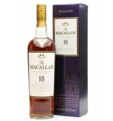 Macallan 18 Years Old 1990