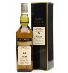 Brora 24 Years Old 1977 - Rare Malts