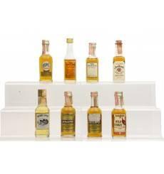Assorted Bourbon Miniatures x8