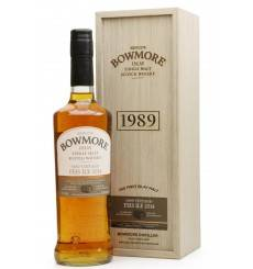 Bowmore 1989 Vintage - Feis Ile 2014