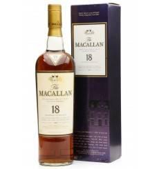 Macallan 18 Years Old 1989