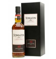 Tomatin 40 Years Old 1967 - Limited Release