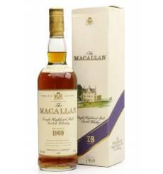 Macallan 18 Years Old 1969