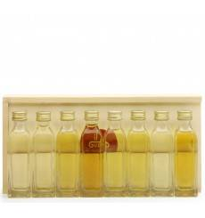 Il Gusto - The Theater Of Taste Miniatures Collection (8x4cl)