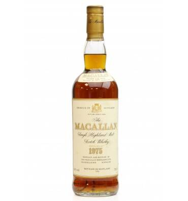 Macallan 18 Years Old 1975 (75cl)