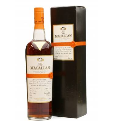 Macallan Easter Elchies - 2010