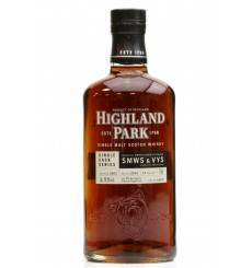 Highland Park 13 Years Old 2002 Single Cask - For SMWS & VYS