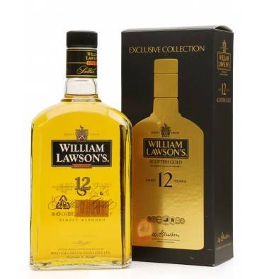 William Lawson's 12 Years Old  - Scottish Gold