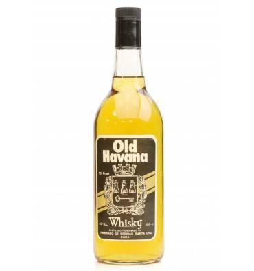 Old Havana Whisky - 70° Proof (1 Litre)