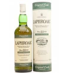 Laphroaig 10 Years Old - Original Cask Strength (1 Litre)