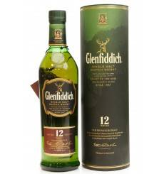 Glenfiddich 12 Years Old - 'One Day You Will' Limited Edition