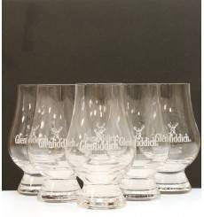 Glenfiddich Glencairn Nosing Glasses X6