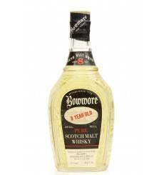 Bowmore 8 Years Old - Sherriff's 75° Proof