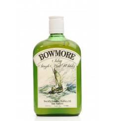 Bowmore Sherriff's 70° Proof - Half Bottle (13.33 Fl.ozs)