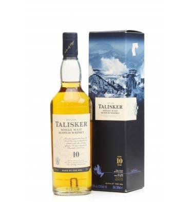 Talisker 10 Years Old (20cl)