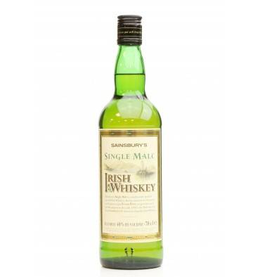 Sainsbury's Single Malt Irish Whiskey