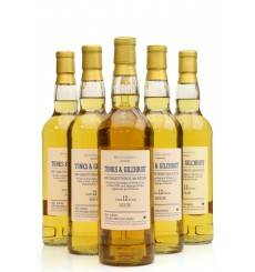 Port Charlotte 12 Years Old 2003 - 2015 Private Cask Bottling Case (6x70cl)
