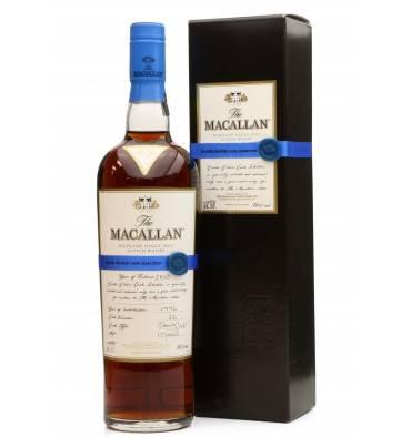 Macallan Easter Elchies - 2013