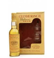 Glenmorangie 10 Year Old Maltman's Dram with Tasting Glass (35cl)