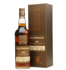 Glendronach 30 Years Old 1985 - Single Cask No.1037
