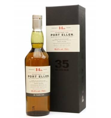 Port Ellen 35 Years Old - 14th Release