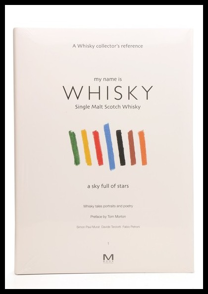 My Name is Whisky Book Cover