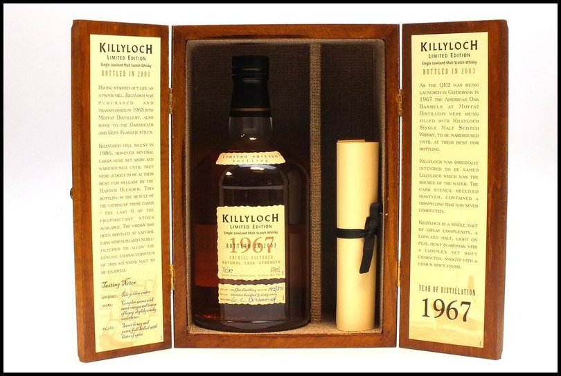Killyloch 1967 Limited Edition 2002