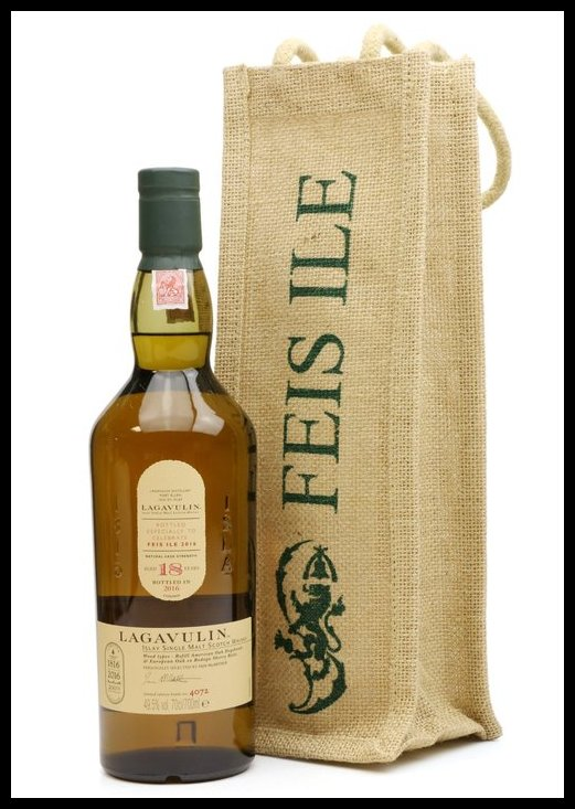 Lagavulin 18 Year Old - Feis Ile 2016